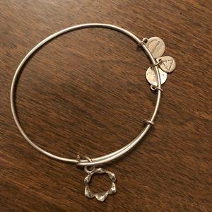 Alex & Ani crown bracelet